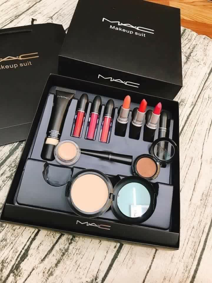 set MAC 12 món
