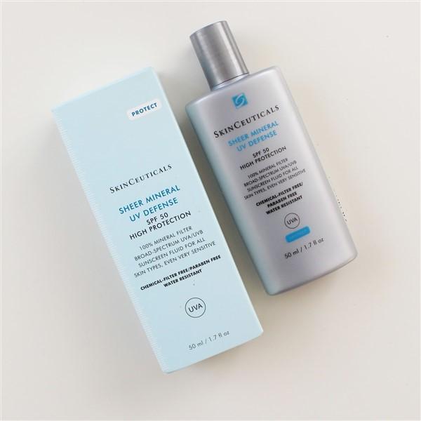 Kem chống nắng SkinCeuticals Sheer Physical UV Defense SPF 50 nhập khẩu