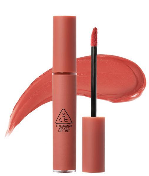 Son kem lì 3CE Velvet Lip Tint #Going Right (Cam hồng đất) tốt nhất