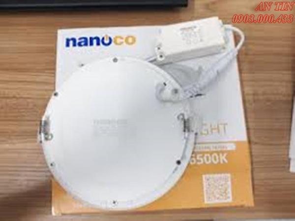 Đèn Led Âm Trần Tròn 9W ( TRẮNG) NSD0961 Nanoco