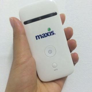 Bộ pha t Wifi 3G 4G Maxis MF65 Tô c Đô Cao, tặng kèm Siêu sim Vina thumbnail