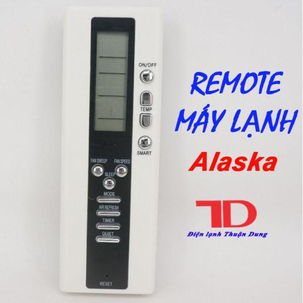 Remote máy lạnh Alaska