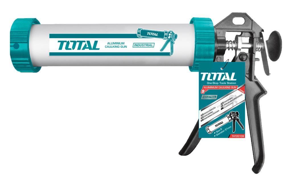 Ống bơm silicon thân nhôm Total THT20109