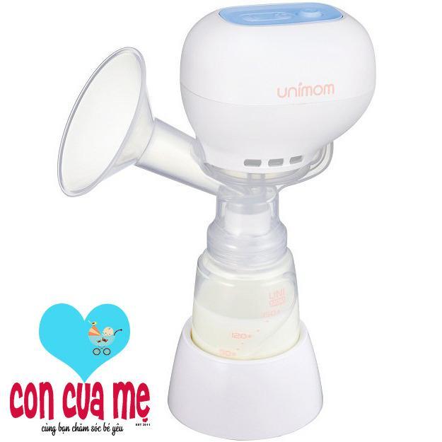 Mã Khuyến Mãi Máy Hút Sữa Mẹ điện Tử Không Có BPA Unimom K-POP ECO 871104 (Trắng)