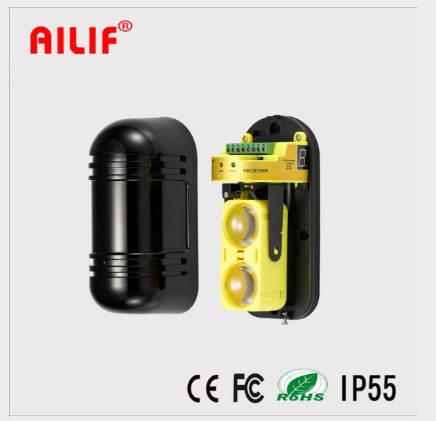 Hàng Rào Cảm Biến Báo Động Hồng Ngoại AILIF ABT-100