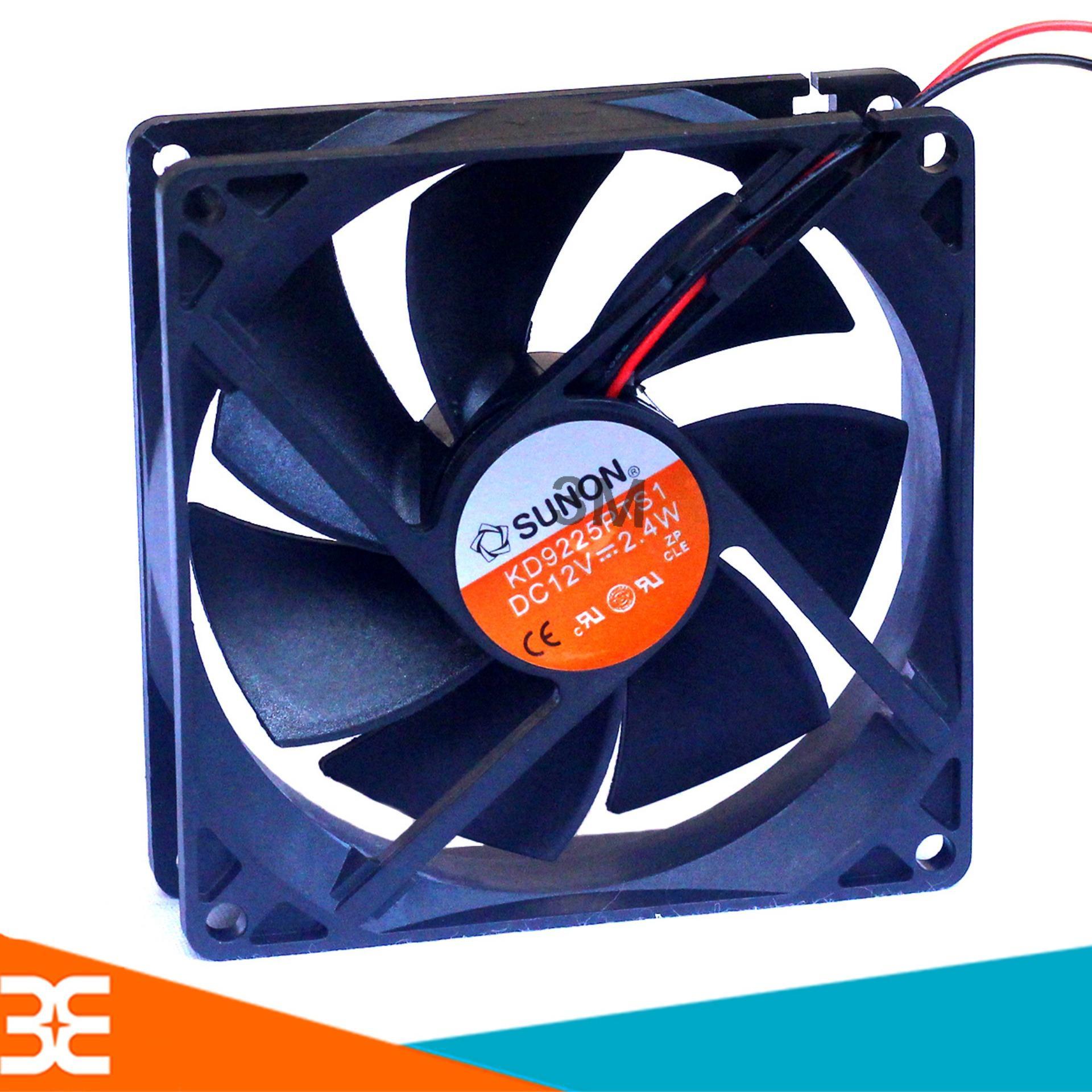 Giá [Tp.HCM] Quạt tản nhiệt đa năng SUNON công suất 2.6W giá rẻ 9x9x2.5cm