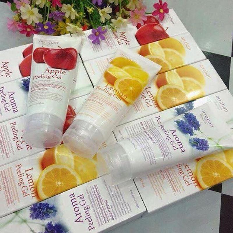 Gel Tẩy Tế Bào Chết Da Mặt Arrahan Peeling Gel Hàn Quốc - 3 mùi lựa chọn - 180ml