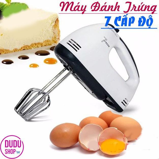 Mua máy đánh trứng ở đâu chọn ngay Máy đánh trứng bằng tay MDT008 - 7 CẤP ĐỘ ĐA NĂNG, THIẾT KẾ THÔNG MINH, VIỆC NỘI TRỢ THẬT ĐƠN GIẢN