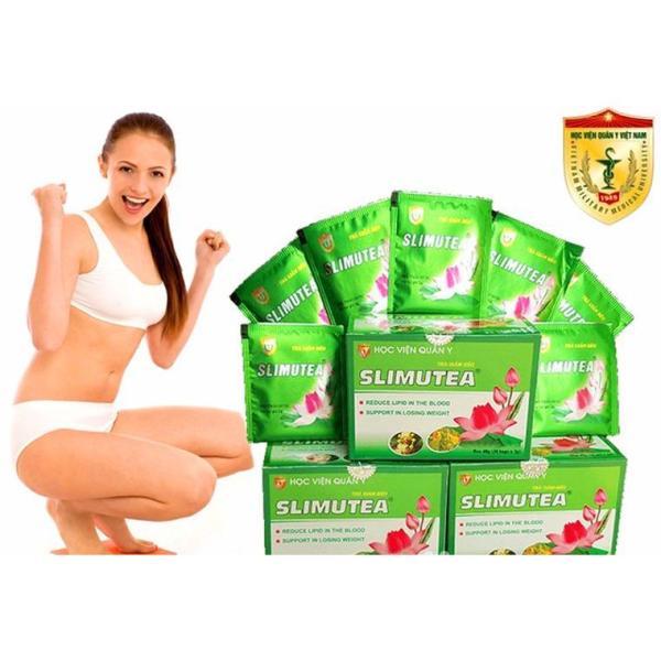 Liệu trình 3 Hộp trà Slimutea giảm cân Học viện quân y