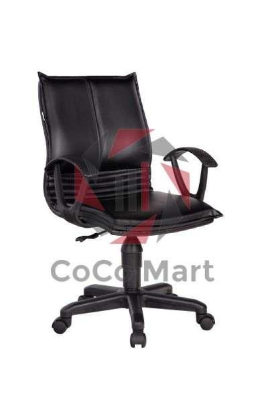 Ghế Nhân Viên Lưng Liên, Tay Ngoại CoCoN411TN New Model giá rẻ