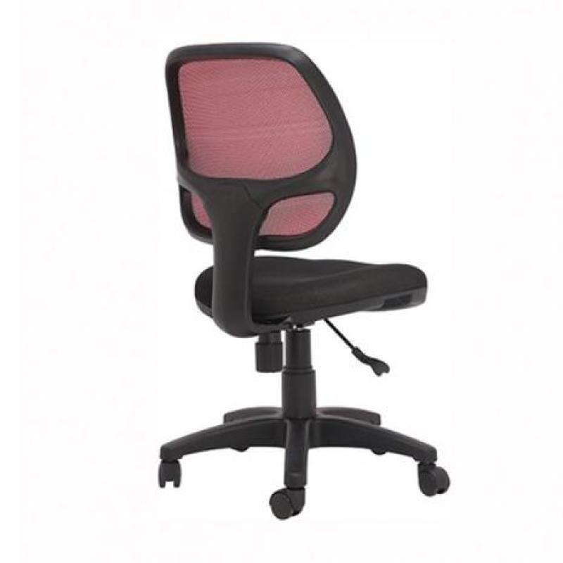 Ghế lưới IB501 không tay màu đỏ giá rẻ