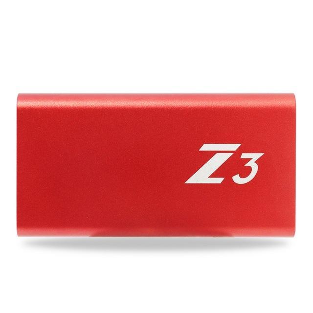 Hình ảnh Ổ cứng SSD di động Kingspec-Z3-256G