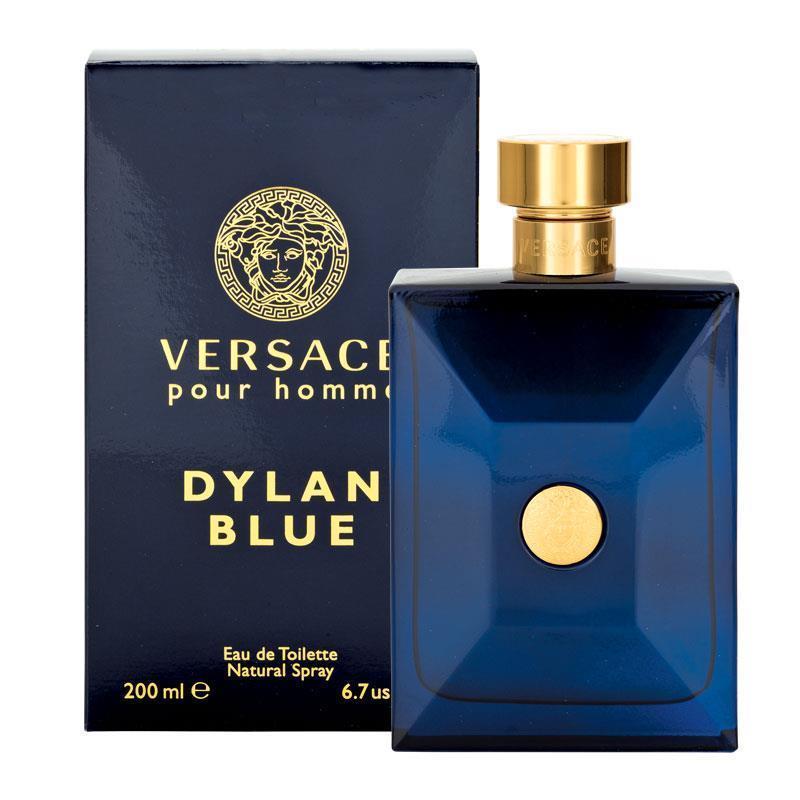 Nước hoa Versace Dylan Blue Pour Homme 200ml EDT