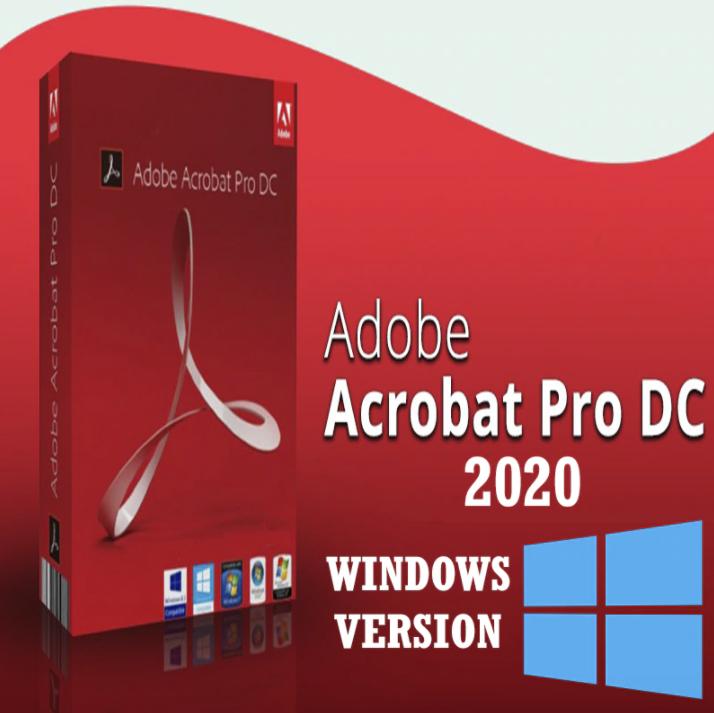 Phần mềm Adobe Acrobat Pro DC 2020 tặng kèm Onedrive 5TB