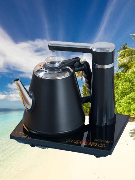 [ Cao Câp ] Ấm đun nước bếp từ ấm điện bàn trà bếp từ tự động bơm nước