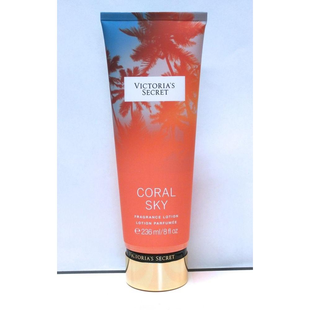 Dưỡng thể Victoria's Secret Fragrance Lotion 236ml - Coral Sky (Mỹ)