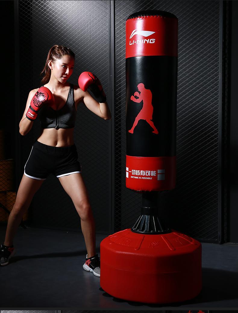 Bao Cát Boxing Tự Đứng tập đấm bốc - Ảnh 9