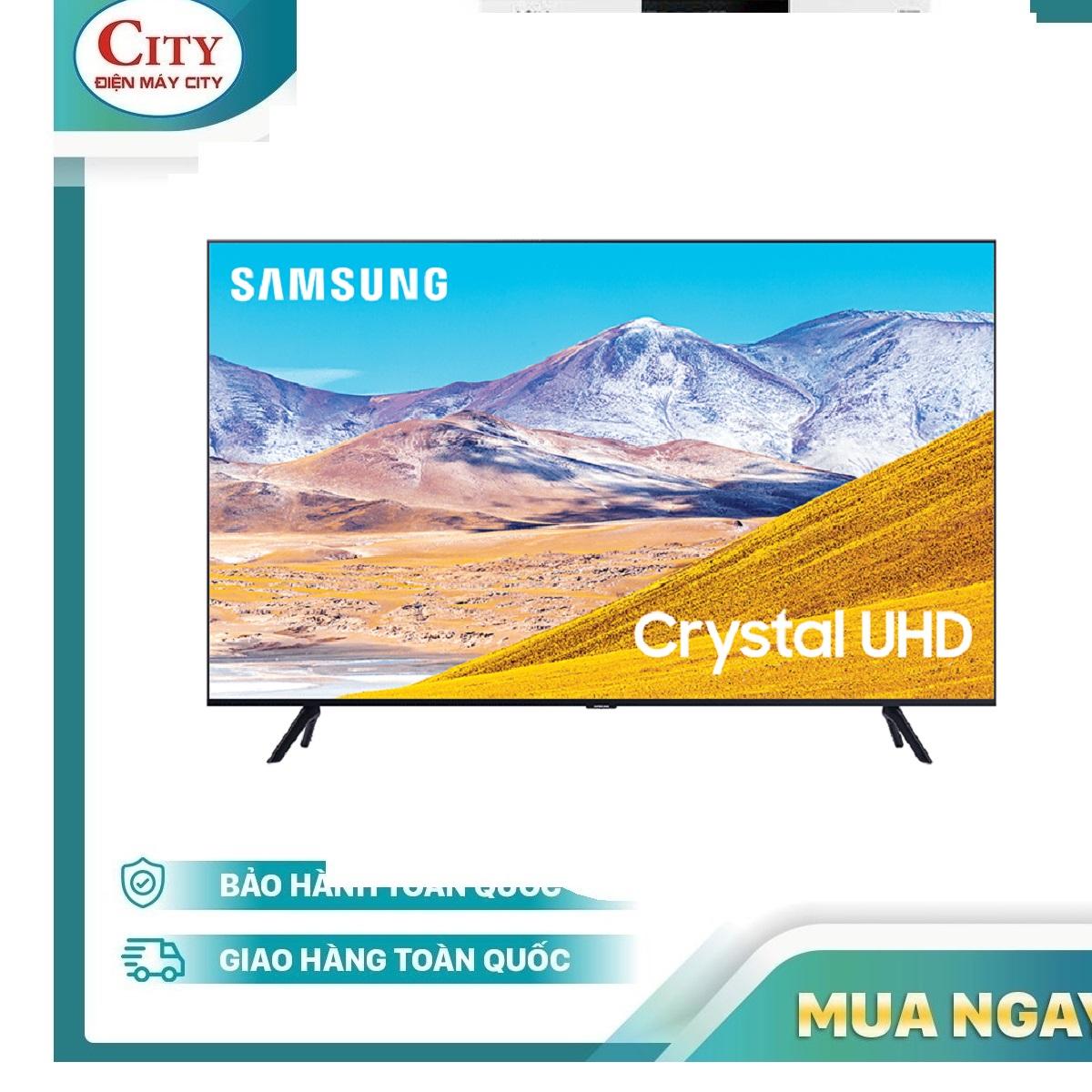 Smart Tivi Samsung 4K 43 inch 43TU8000