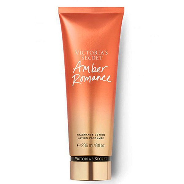 Dưỡng Thể Secret Victoria's Secret Amber RomanceFragrance Lotion 236ml