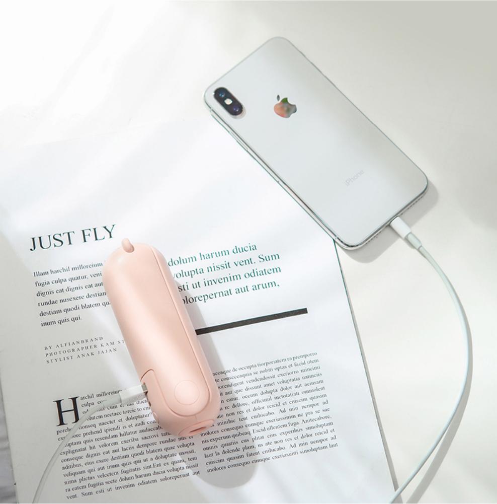 0a60f7d150424927c78820e052d134a5 - Xiaomi Bear Mini Fan cao thủ về pin trong làng quạt cầm tay