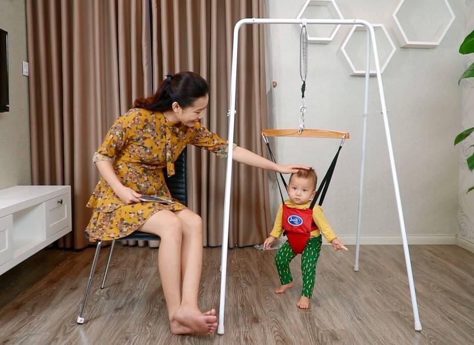 Xích Đu Nhún Nhảy Tập Đi JUMPER KIDS | Lazada.vn