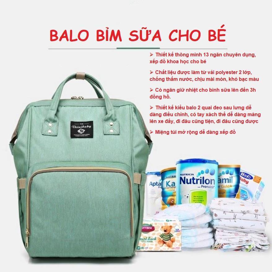 Hình ảnh Balo đựng đồ sau sinh cho mẹ và bé-thông minh,hiện đại quan trọng hơn là rộng rãi tiện dụng cho các mẹ Bỉm sữa mỗi khi phải cùng con ra ngoài,đi chơi,đi tiêm phòng hay du lịch giảm giá sốc 50%,bh uy tín, giao hàng toàn quốc tại May Store