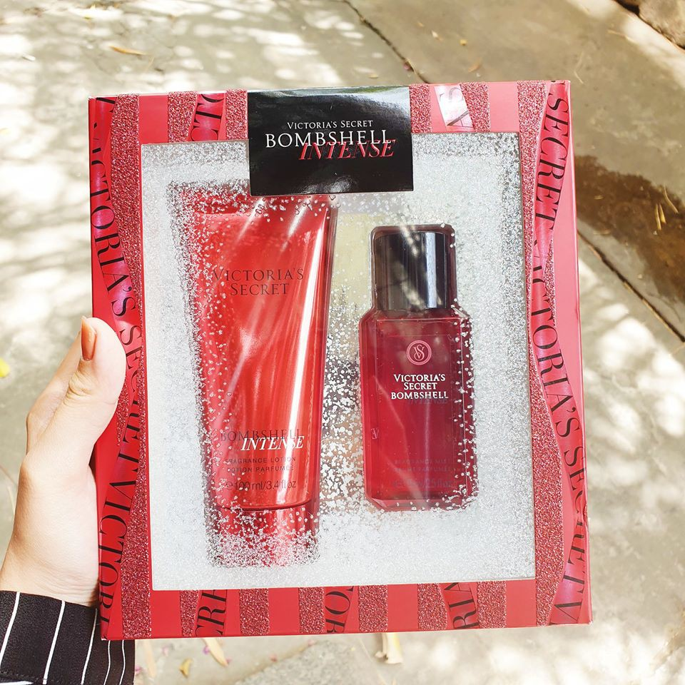 Set body mist + lotion Victoria's Secret