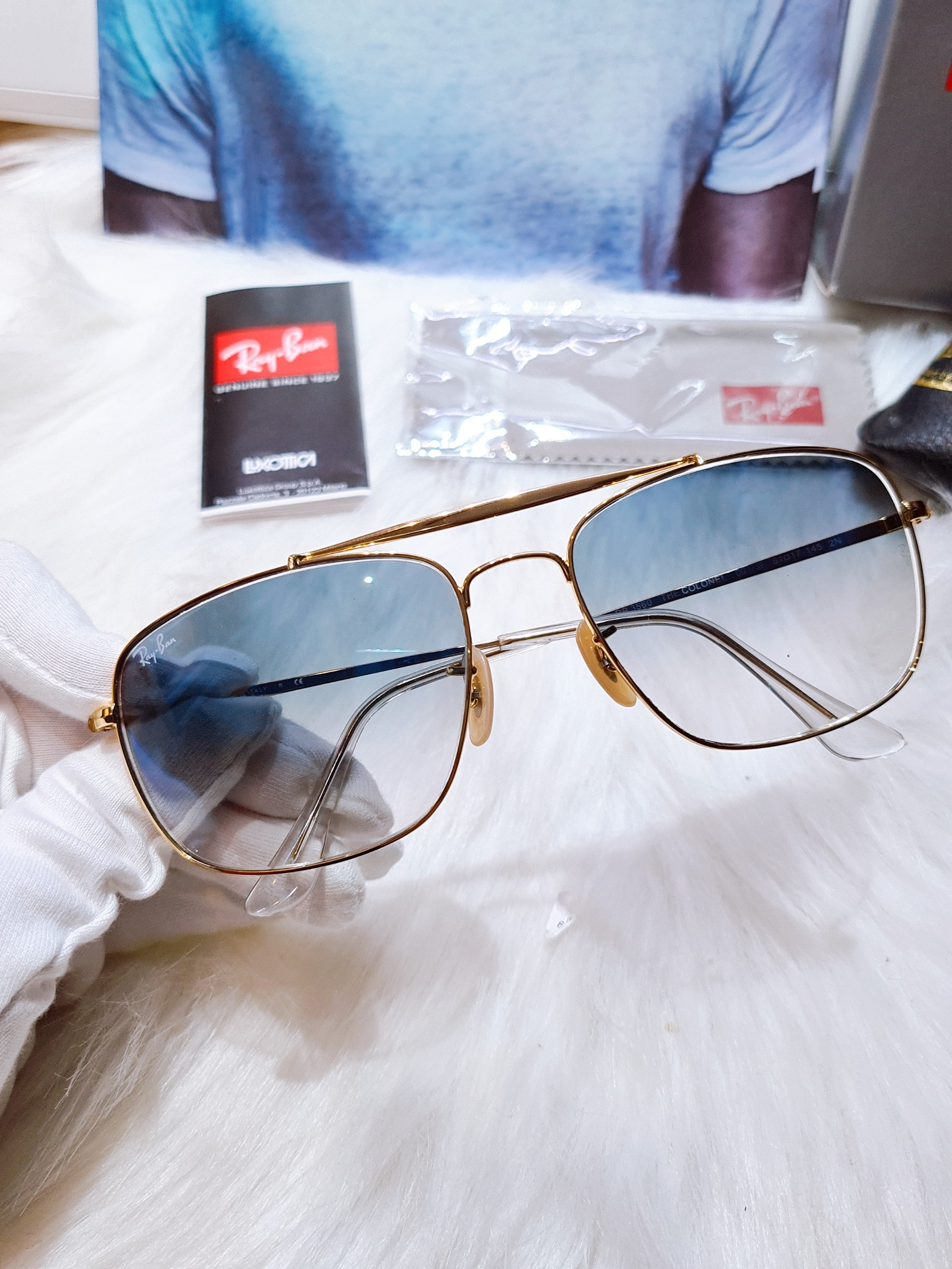 Rayban The Colonel