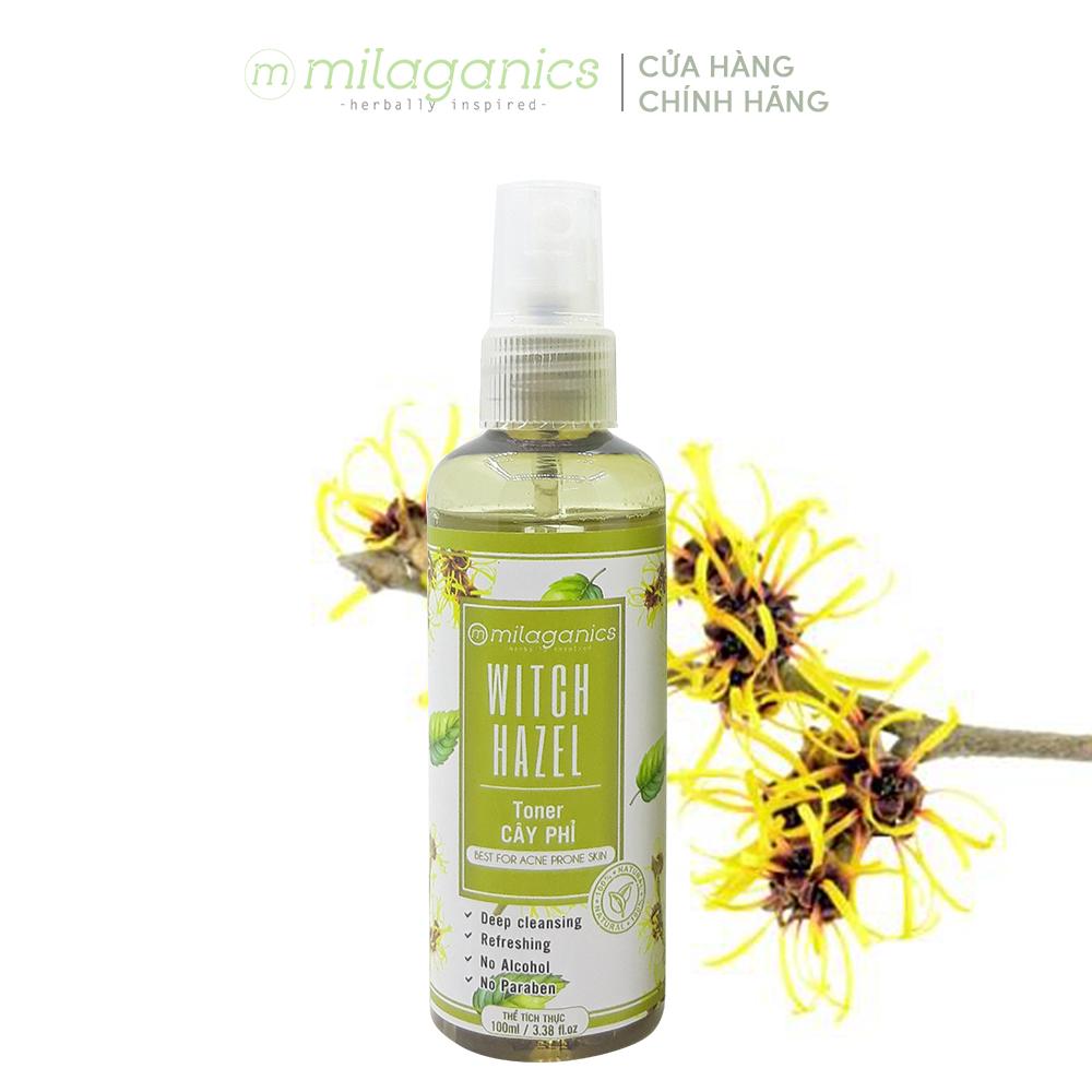 Toner Cây phỉ MILAGANICS 100ml: Mua bán trực tuyến Nước hoa hồng và Xịt  khoáng với giá rẻ | Lazada.vn