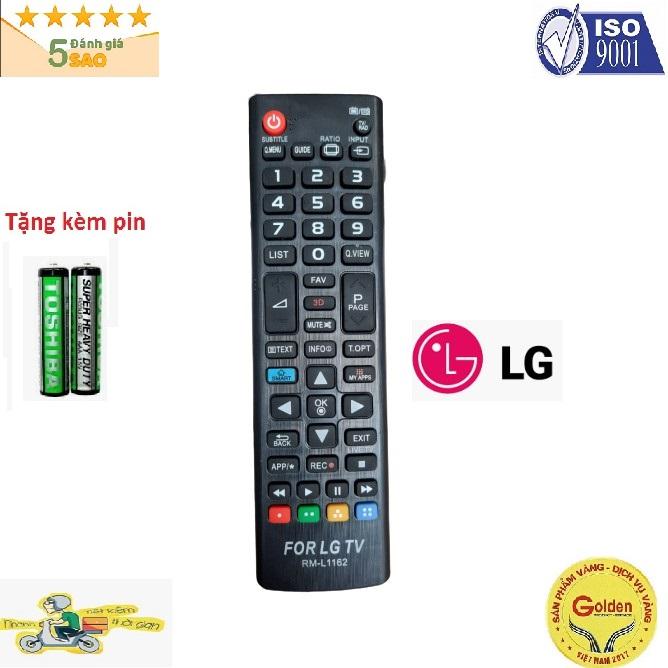 Điều Khiển TiVi LG RM - L1162 vào mạng internet ,Remote Điều Khiển TiVi LG ngắn RM-L1162 1