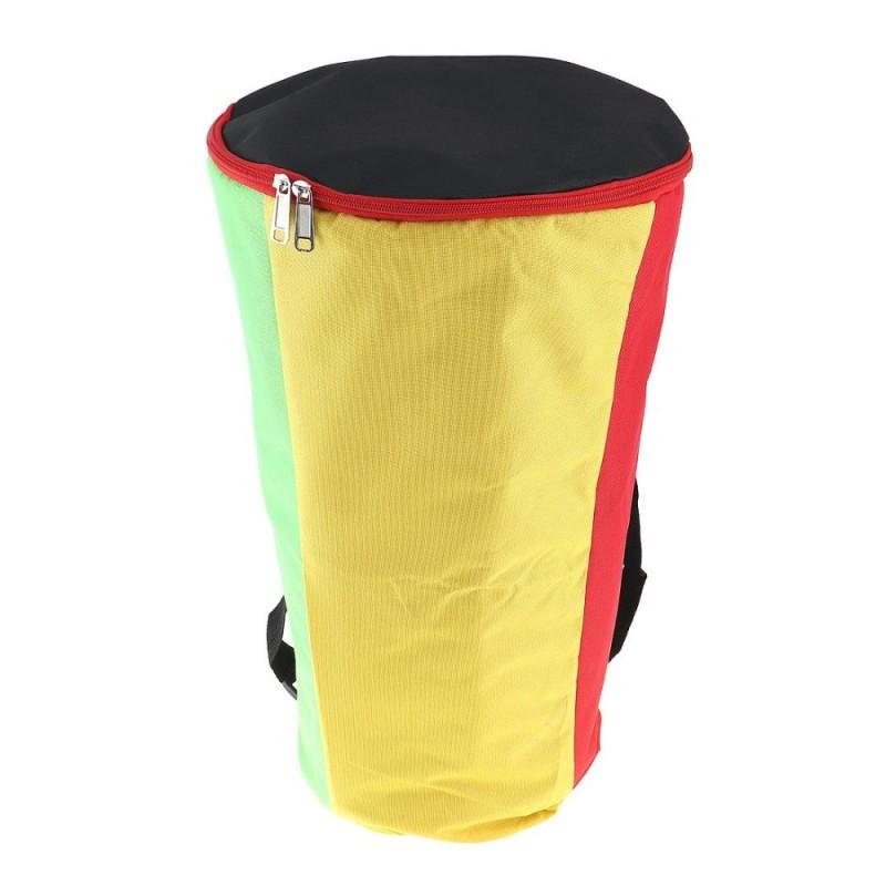10 Inch Djembe Bag Case Thick Shockproof Waterproof Africa African Drum Bags Tambourine Shoulders Back Package - intl