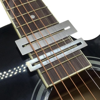 1Set Guitar Fingerboard Guards Polished Fingerboard Protection Pads - intl