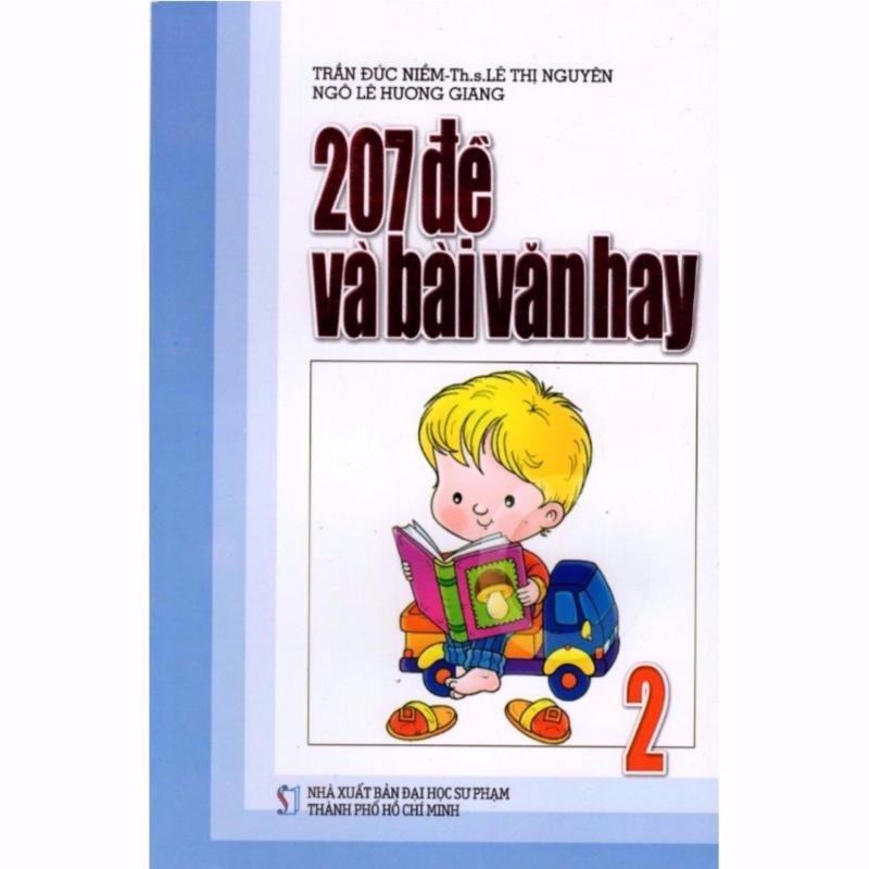 Mua 207 Đề Và Bài Văn Hay Lớp 2