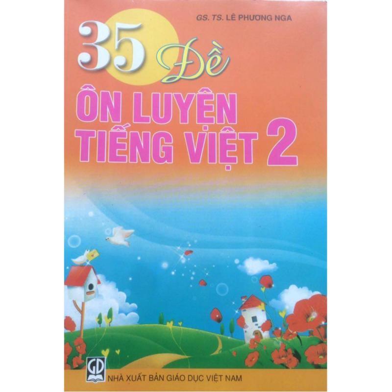 Mua 35 Đề Ôn Luyện Tiếng Việt 2