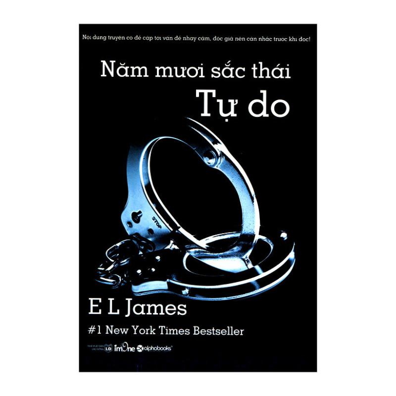 Mua 50 Sắc Thái - Tự Do - E. L. James