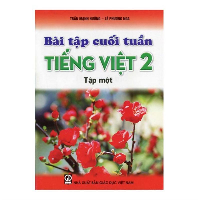 Mua Bài Tập Cuối Tuần Tiếng Việt 2/1