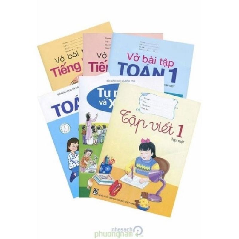 Mua Bộ Bài Học & Bài Tập SGK Lớp 1 (14 cuốn)