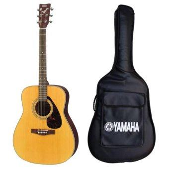 Bộ đàn guitar acoustic Yamaha F370+ bao đàn Yamaha(Vàng)