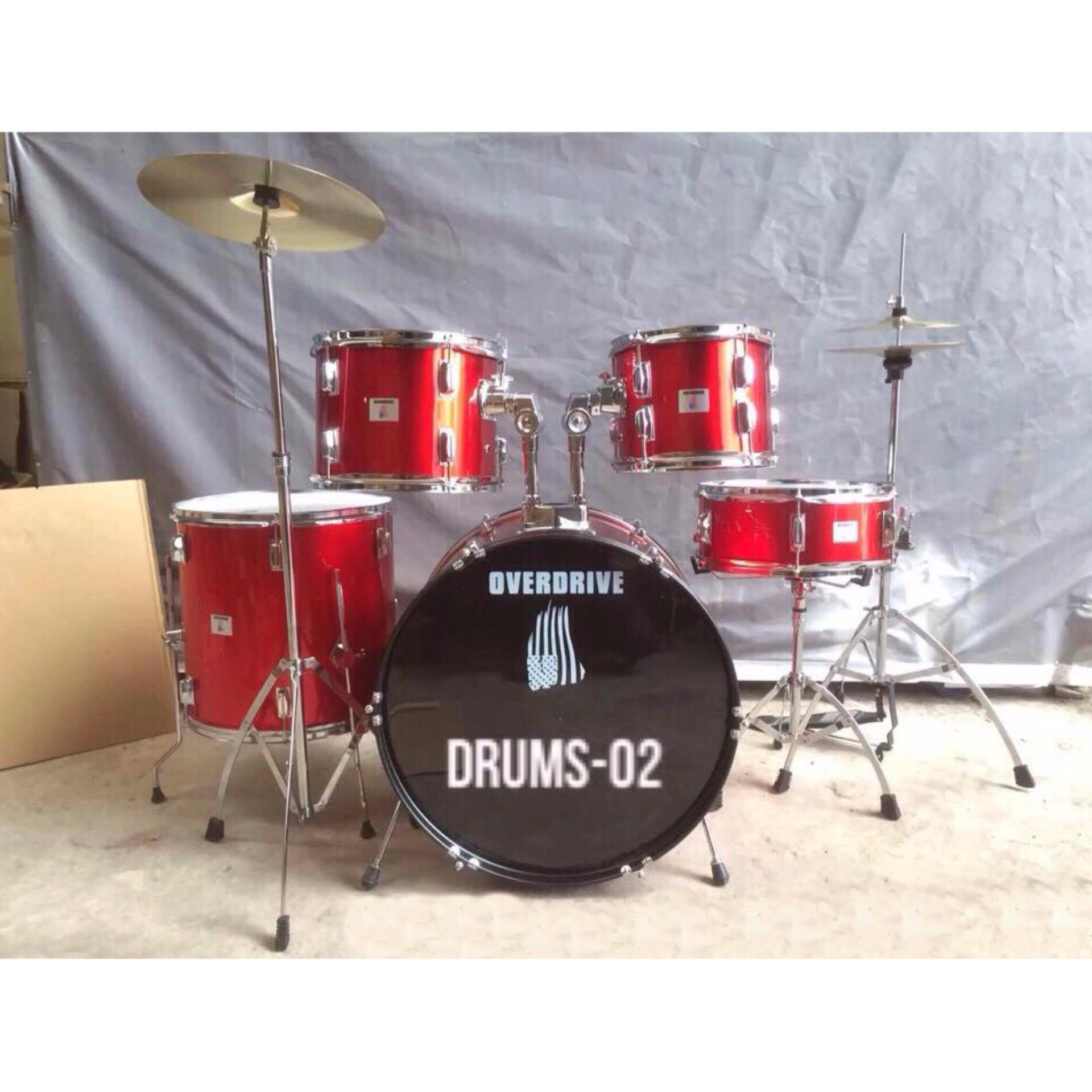 ... Bộ Trống Jazz Drums-02 ...