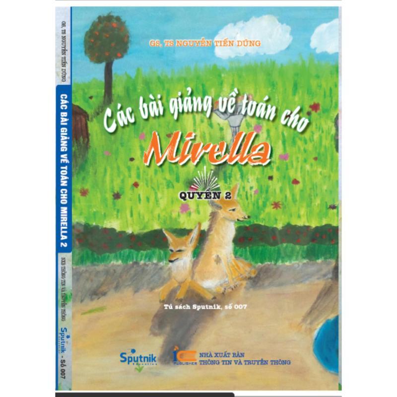 Mua Các Bài Giảng Về Toán Cho Mirella Quyển 2