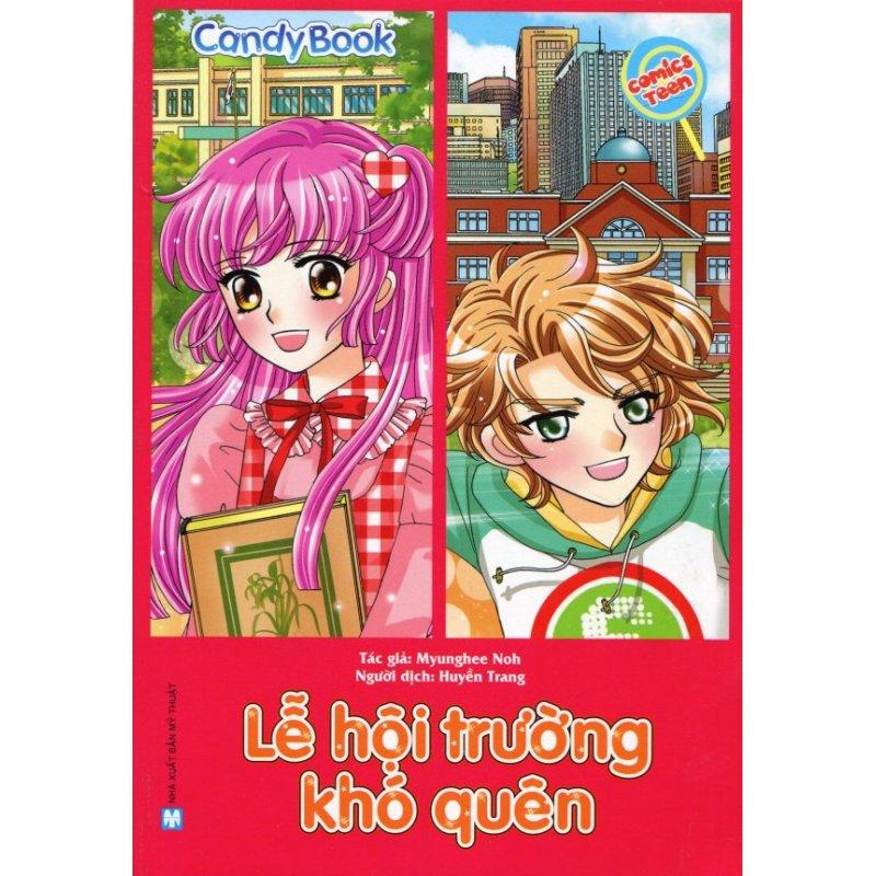 Mua Candy Book - Lễ Hội Trường Khó Quên - Myunghee Noh,Huyền Trang