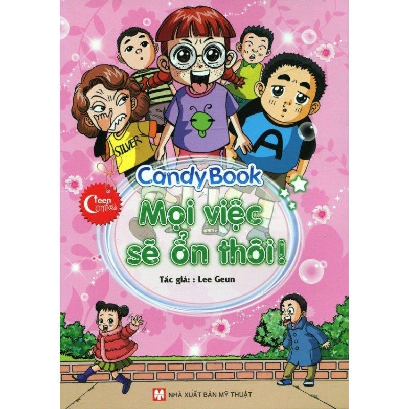 Mua Candy Book - Mọi Việc Sẽ Ổn Thôi! - Lee Geun, Quỳnh Trang