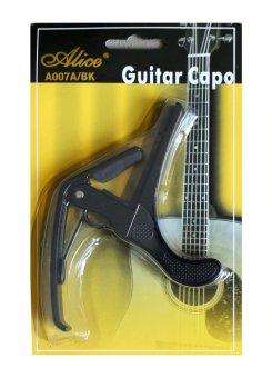 Capo guitar Alice A007A/BK (Đen) - 8031303 , AL901MEAA11BEDVNAMZ-1456642 , 224_AL901MEAA11BEDVNAMZ-1456642 , 210000 , Capo-guitar-Alice-A007A-BK-Den-224_AL901MEAA11BEDVNAMZ-1456642 , lazada.vn , Capo guitar Alice A007A/BK (Đen)