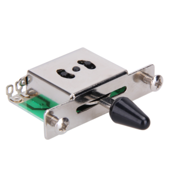 Colorful 5 Way Selector Electric Guitar Pickup Switches ToggleLever Switch - intl