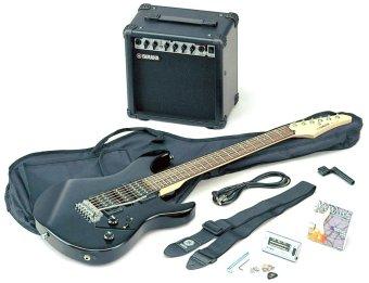 Đàn guitar điện Yamaha ERG121GPII (Đen)