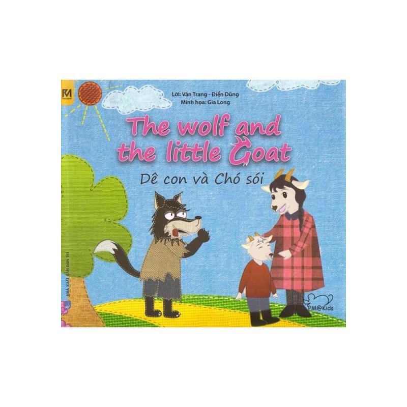 Mua Dê Con Và Chó Sói - The Wolf And The Little Goats (Song Ngữ Việt - Anh)