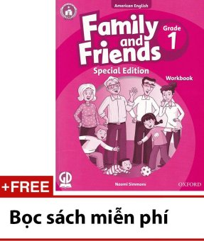 Family and Friends Special Edition Grade 1 - American English -Workbook - 8282597 , NH526MEAA21R3KVNAMZ-3490763 , 224_NH526MEAA21R3KVNAMZ-3490763 , 120000 , Family-and-Friends-Special-Edition-Grade-1-American-English-Workbook-224_NH526MEAA21R3KVNAMZ-3490763 , lazada.vn , Family and Friends Special Edition Grade 1 - America