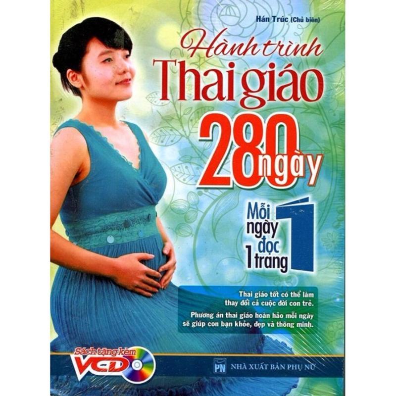 Mua Hành Trình Thai Giáo 280 Ngày