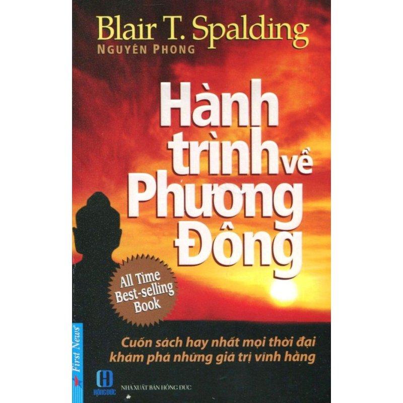 Mua Hành Trình Về Phương Đông (Sách Bỏ Túi) - Tái Bản 2016 - Blair T.Spalding,Nguyên Phong