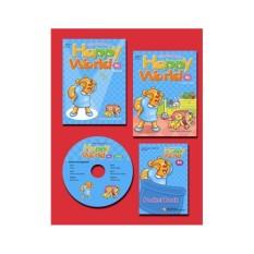 Mua Happy world - tiếng Anh cho trẻ em, Bộ 4b